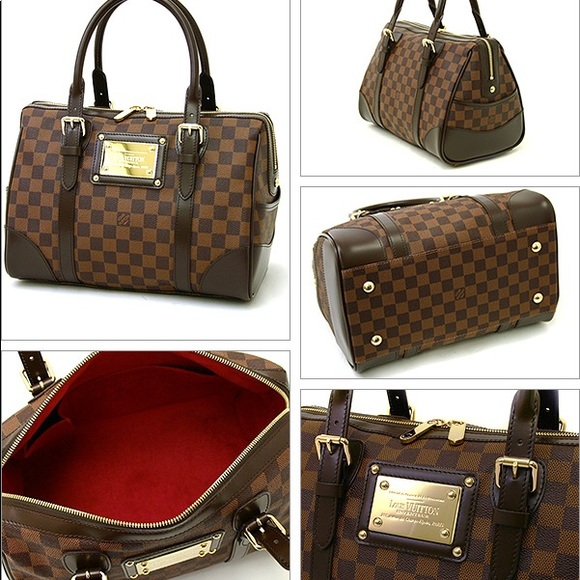 Louis Vuitton Handbags - LV Berkeley great condition